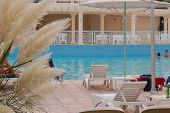 Pool In Hammamet Hotel