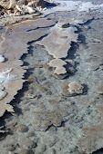 Dead Sea - Israel - Minerals And Salt Pools