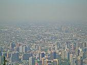 A Cloud Of Smog Hangs Over Santiago De Chile #1