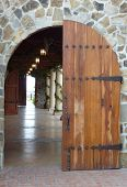 Napa Valley Winery Door
