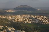 The Mount of Tabor - Biblical Mount of Transfiguration