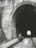 Et The End Of A Tunel