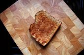 Toast On The Board