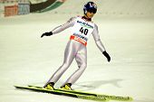 LIBEREC_FEBRUARY 27:Ito Daiki of Japan in the FIS Nordic World SKI Championships February 27, 2009 i