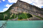 Lake Louise amazing colours