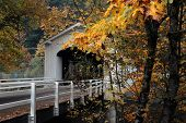 Goodpasture Covered  Bridge Or