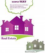 Three houses (real estate)