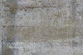 Concrete Texture For Building Backgroundart Concrete Or Stone Texture For Background In Black, Grey  poster