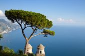 Costa de Amalfi de Ravello