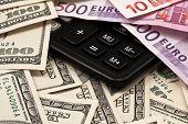 Calculator on money