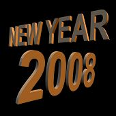 2008 New Year