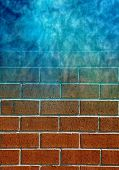 Brick And Blue