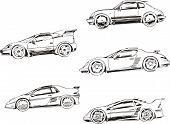 Sport Racing Cars
