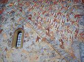 The Ladder Of John Climax Sucevita Monastery
