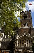 St. Bartholomew-the-great Church In London