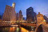 Chicago Sunrise.