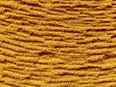 Mustard Color Sand Texture Of Desert Dune. Mustard Sand Texture For Wave Beach Background. Sea Beach poster