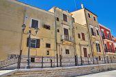 Alleyway. Barletta. Puglia. Italy.