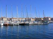 Vieux Port (marseille, France)