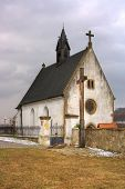 Small Church In Velehrad Czech Republic
