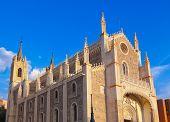 San Jeronimo Real Church Near Prado Museum - Madrid
