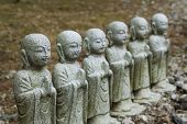 Holy Statues Of Japan