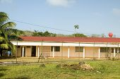 Hospital Medical Center Clinic Big Corn Island Nicaragua Central America