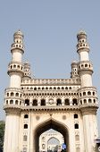 picture of charminar  - The landmark Charminar tower - JPG