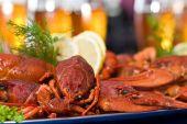 pic of crawfish  - Food series - JPG