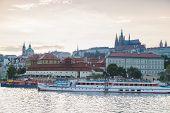 Cruise On Prague