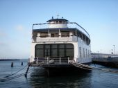 Historic Ferry Rest In San Francisco Harbor poster