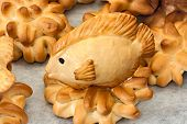 Fish Of Bread