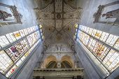 Ch�teau de Chantilly, interiors and details, Oise, France
