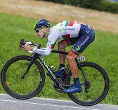 The Cyclist Rui Alberto Costa