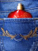 Perfume In Jeans Pocket