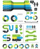 Infographics design elements and icons