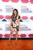 LOS ANGELES - NOV 17:  Tia Mowry-Hardrict at the TeenNick Halo Awards at Hollywood Palladium on Nove