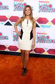 LOS ANGELES - NOV 17:  i Justine at the TeenNick Halo Awards at Hollywood Palladium on November 17, 2013 in Los Angeles, CA