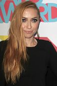 LOS ANGELES - NOV 17:  Brandi Cyrus at the TeenNick Halo Awards at Hollywood Palladium on November 1