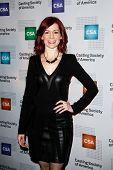 NEW YORK-NOV 18; Actress Carrie Preston attends the CSA 29th Annual Artios Awards ceremony at the XL