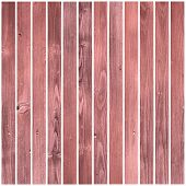 foto of driftwood fence  - colorful wood planks isolated on white background ready for your design - JPG