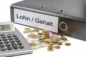 Lohn Gehalt Binder Calculator And Currency