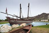 Dhow Sohar In Muscat