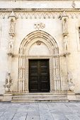 St. James's Cathedral. Shibenik (sibenik), Croatia