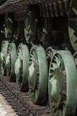 Soviet Heavy Tank Js3 (josef Stalin)