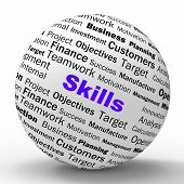 Skills Sphere Definition Means Special Abilities Or Aptitudes