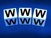 Www Blocks Refer To The World Wide Web