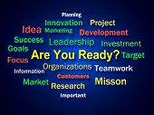 Are You Ready Brainstorm Shows Prepared For Business