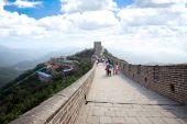 The Great Wall At Badaling Near Beijing