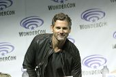 APRIL 19-ANAHEIM, CA:  Eric Bana participates in a panel discussion for